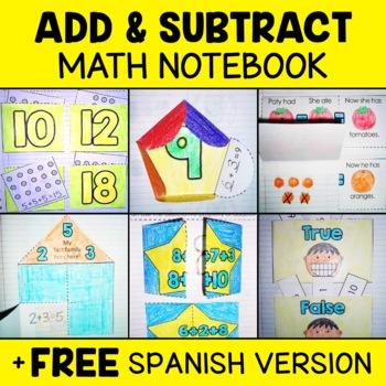 Math Interactive Notebooks Activities Bundle