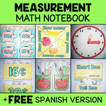 Interactive Notebook - Measurement and Data