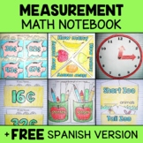 Measurement and Data Math Interactive Notebook