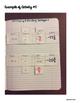 Interactive Math Notebook: Multiplying & Dividing Integers {Grade 7}