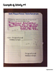 Interactive Math Notebook: Non-Proportional Relationships {Grade 8}