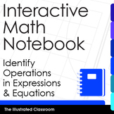 Interactive Math Notebook - Operations