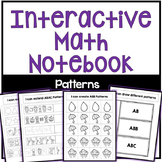 Interactive Math Notebook: Patterns