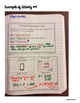 Interactive Math Notebook: Percents {Grade 6}