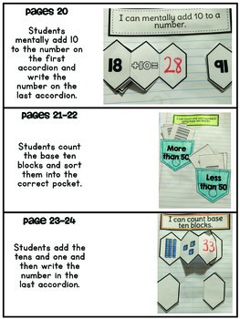 Interactive Math Notebook { Place Value }