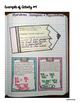 Interactive Math Notebook: Random Samples & Populations {Grade 7}