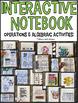 Interactive Math Notebook Set 4: Operations and Algebraic Thinking