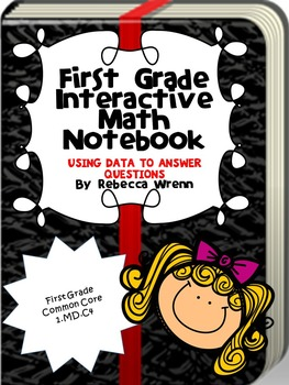 Interactive Math Notebook Using Data from Graphs to Answer Questions