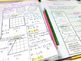 Interactive Math Notebook for Area of Rectangles and Parallelograms