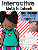 Interactive Math Notebook for Second Grade Go Math Chapter 11