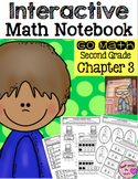 Interactive Math Notebook for Second Grade Go Math Chapter 3