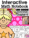 Interactive Math Notebook for Second Grade Go Math Chapter 4