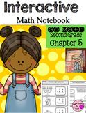 Interactive Math Notebook for Second Grade Go Math Chapter 5