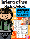 Interactive Math Notebook for Second Grade Go Math Chapter 6