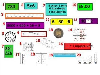 Interactive Math Review