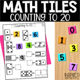 Math Tiles Counting to 20