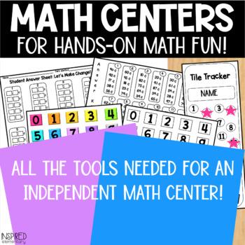 Math Tiles: Let's Make Change!