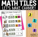 Math Tiles Making Change