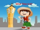 Interactive Math:  What Time Is It?