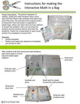 Interactive Math in a Bag