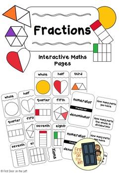 Interactive Maths Journal- Fractions