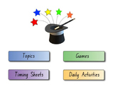 Interactive Maths Program for Stage 1 (Years 1 and 2) Teacher and Child friendly