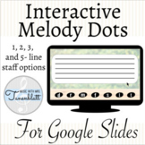Interactive Melody Dots for Distance Learning