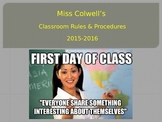 Interactive Meme Rules and Procedures Presentation