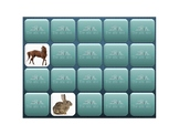 Interactive Memory- Farm Animals