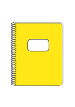 Interactive Middle School Notebook Parent Signature Form