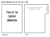 Interactive MiniBook on Emigration