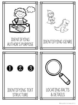 Interactive Minilesson Signs: Skills & Strategies