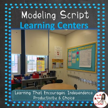 Interactive Modeling Script - Academic Learning Centers