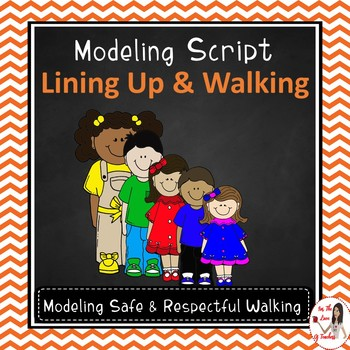 Interactive Modeling Script - Lining Up & Walking
