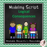 Logical Consequences Modeling Script