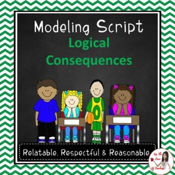 Interactive Modeling Scripts- Back to School Bundle