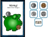 Interactive Money Activity Set for Speech Therapy