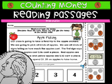 Interactive Money Reading Passages-Math-Distance Learning Packet