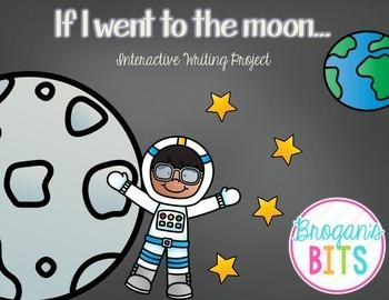 Interactive Moon Writing Freebie!