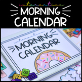 Interactive Morning Calendar Binder