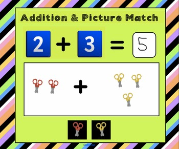 Interactive Morning Math Calendar Meeting SMARTBoard for September Common Core