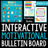 Interactive Motivational Bulletin Board