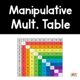 Interactive (Buildable) Multiplication Table