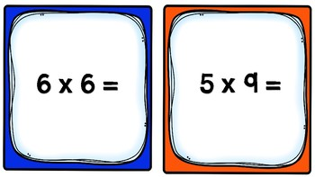 Interactive Multiplication Fact Practice