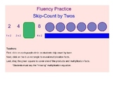 Interactive Multiplication Fluency Practice