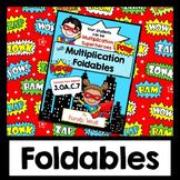 Interactive Multiplication Foldables CCSS Grade 3