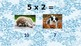 Interactive Multiplication: Multiples of 5 with Dogs