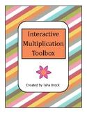 Interactive Multiplication Toolbox