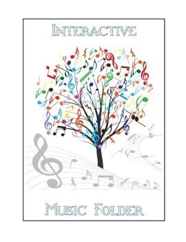 Interactive Music Folder / My Music Lapbook