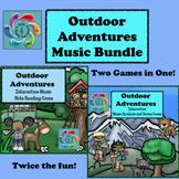 Interactive Music Games Bundle-Outdoor Adventures